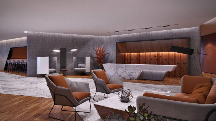 LOFT lobby-bar